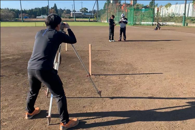 千葉県野球グラウンド 内野改修工事