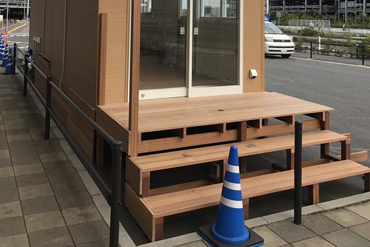 ニッポンレンタカーイオン幕張店